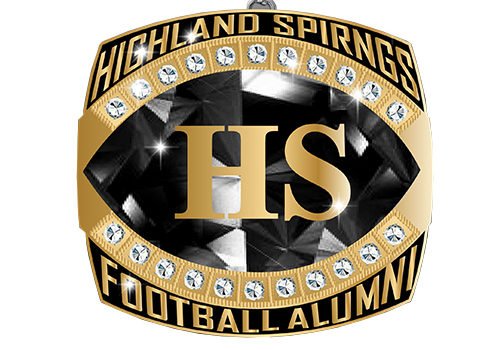 Springer Football Alumni Pendants (Members Only)