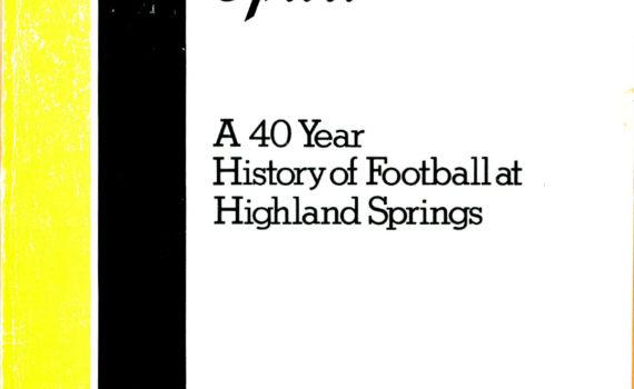 Springer Spirit Volume 1